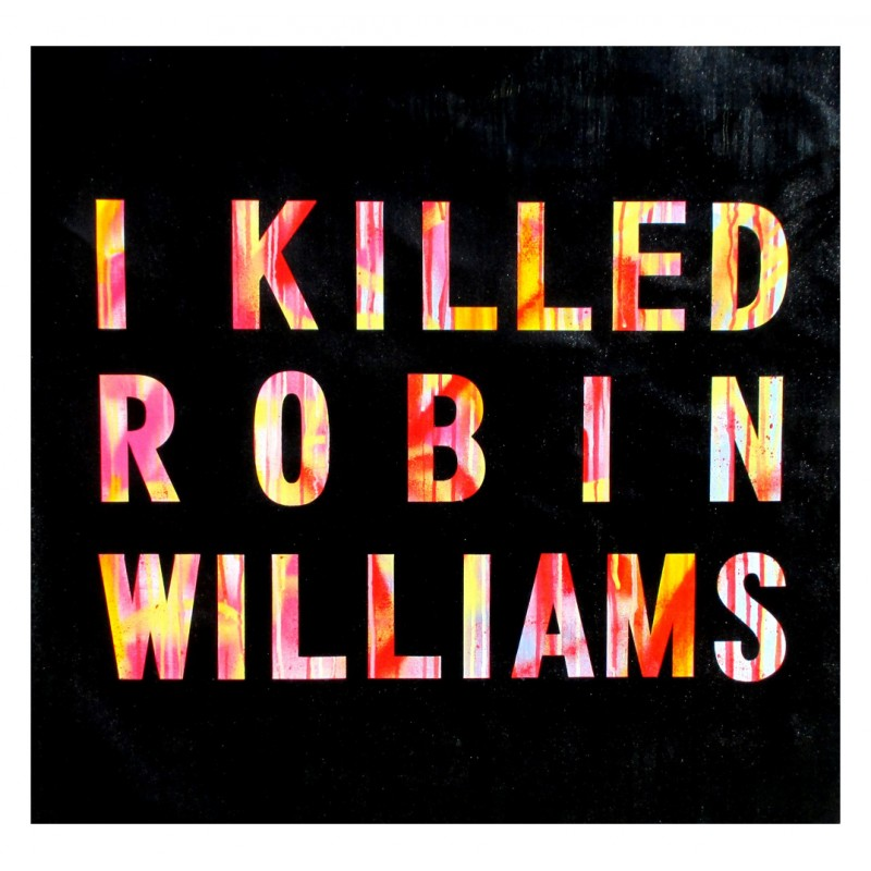 Ben Frost 'I Killed Robin Williams'