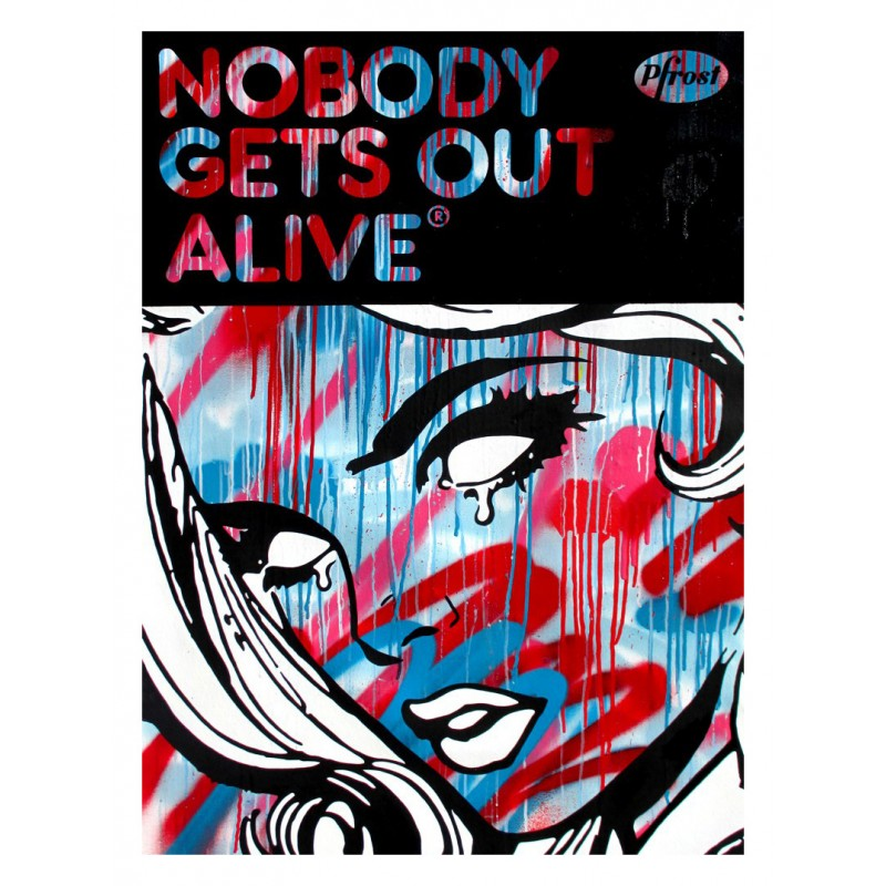 Ben Frost 'Nobody Gets Out Alive'