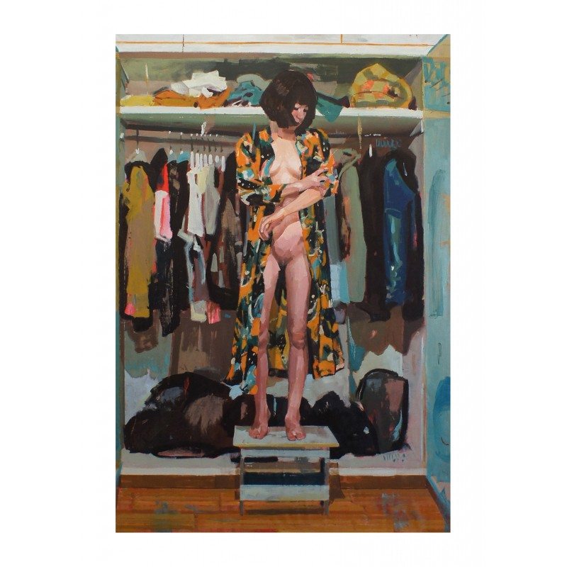 Dimitris Taxis 'The Closet'